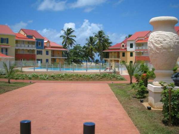 Appartement piscine Guadeloupe